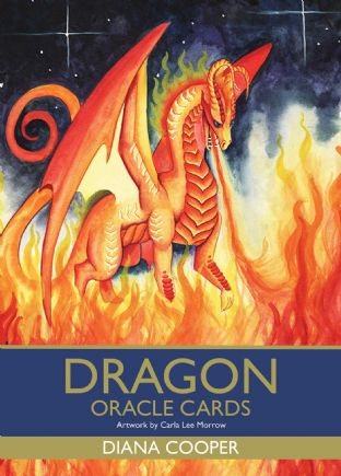 Diana Cooper - Dragon Oracle Cards